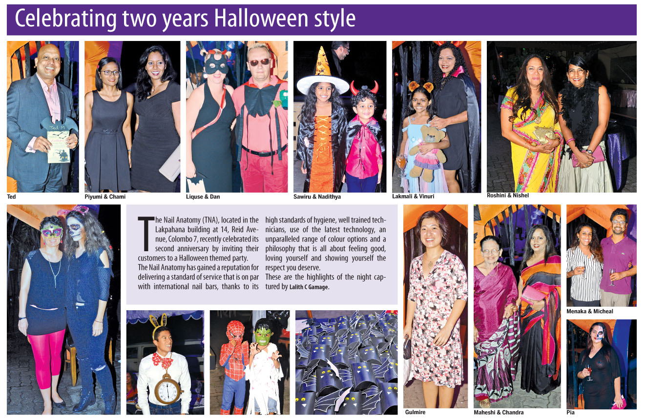 Celebrating two years Halloween style | Page 9 | Daily News