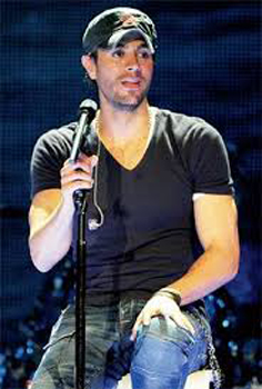 Organisers of Enrique Iglesias concert in Sri Lanka should be 'whipped with toxic stingray tails' says president regading indecent incidents on Spanish singer Enrique Iglesias's recent musical show in Colombo