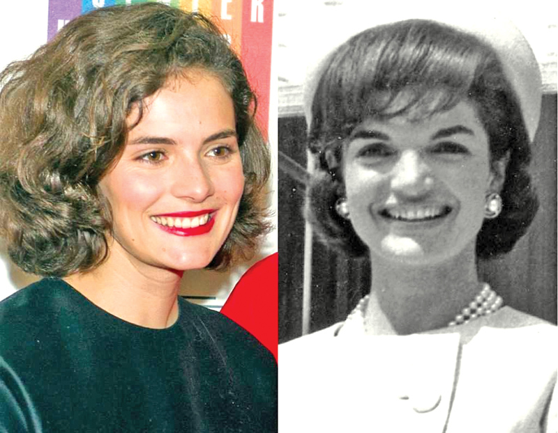 It Is Spooky How Much Jackie O S Granddaughter Resembles The Former
