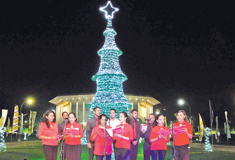 BMICH partners Hayleys at 'Melodies of Christmas' | Daily News
