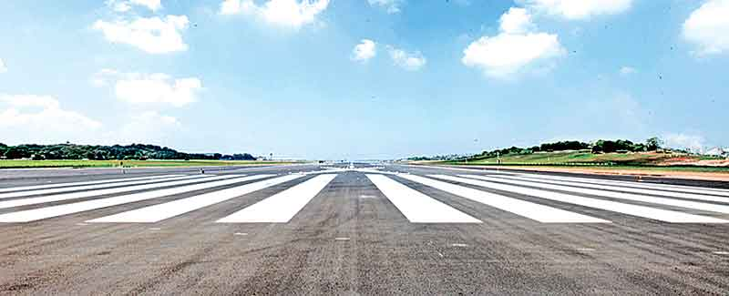 Modernised BIA runway re-opens today