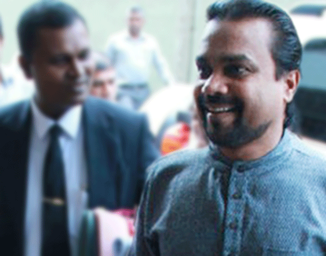 Weerawansa discharged from hospital hours after receiving bail