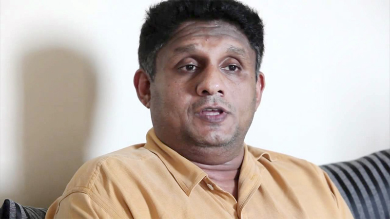 Each citizen in debt of Rs. 400a,000: Sajith