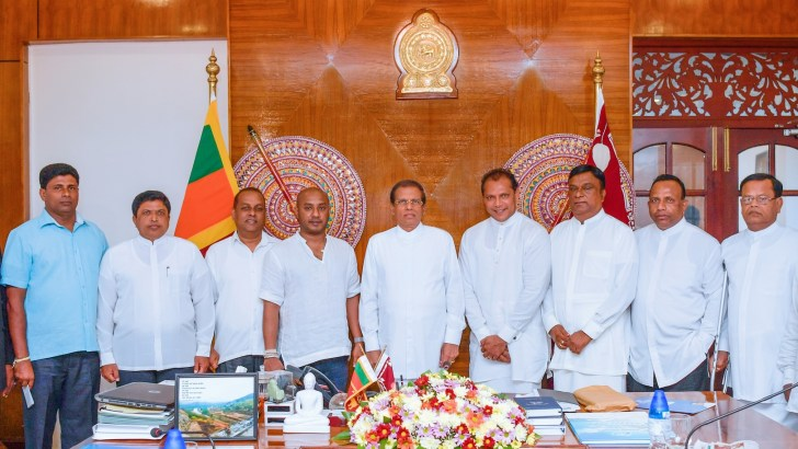 New SLFP organizers for Kurunegala Constituencies and Districts appointed