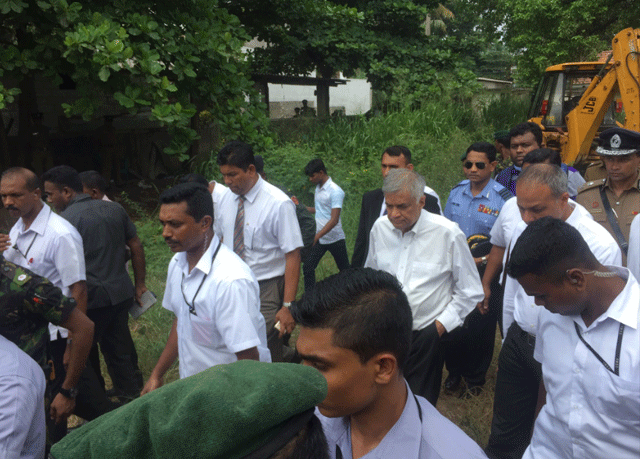 Premier promises a house to each of the affected