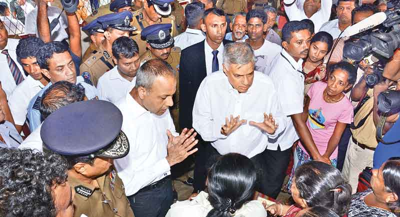 New houses for Meethotamulla affected by May, June: PM