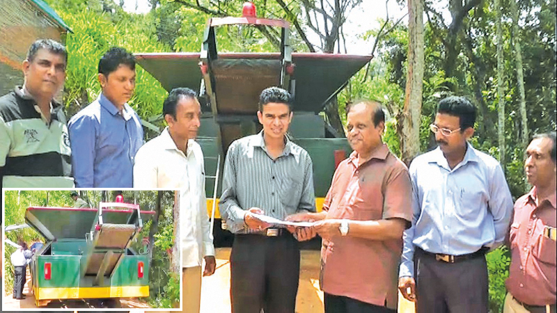 Govt. exploring potential of youth's new invention