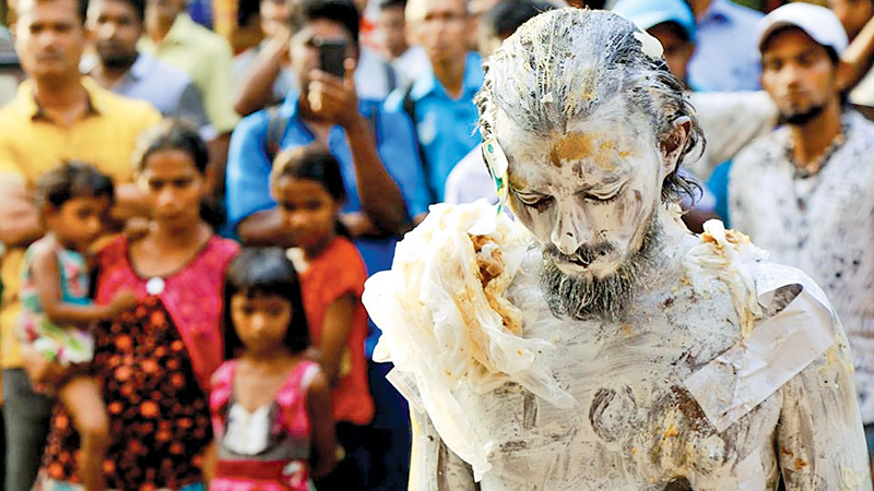A facelift for Meethotamulla