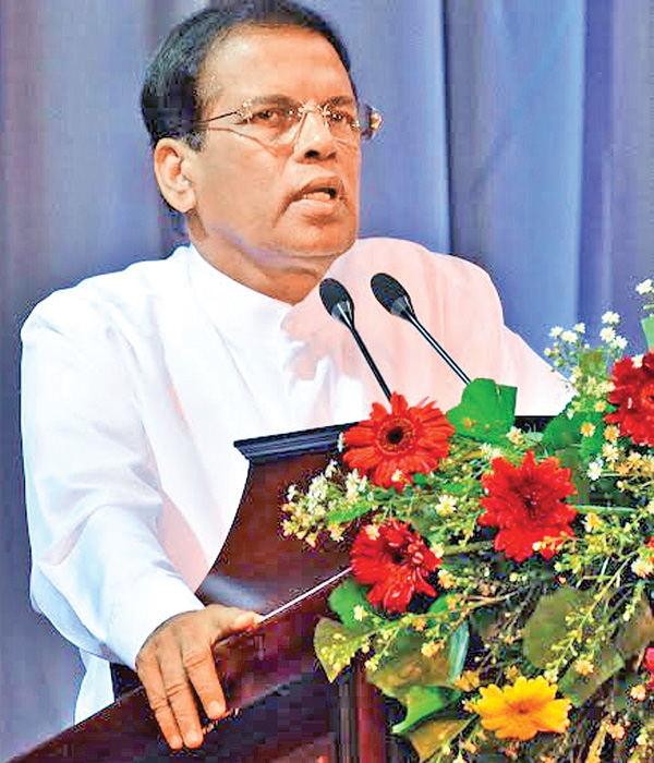 Peace talks should be held with weapons manufacturers rather than warring parties: President