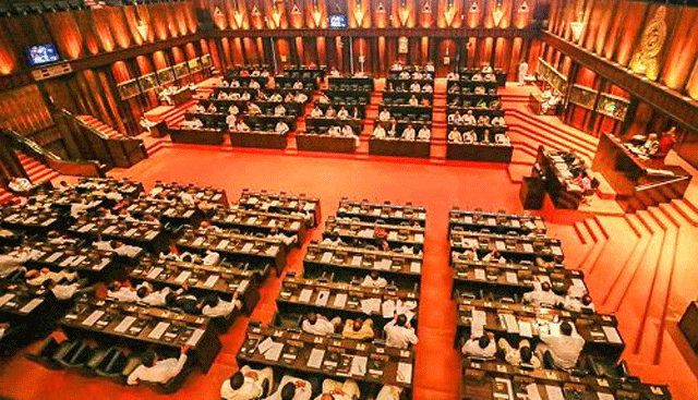 Parliamentary discussion on Methotumulla tragedy commences
