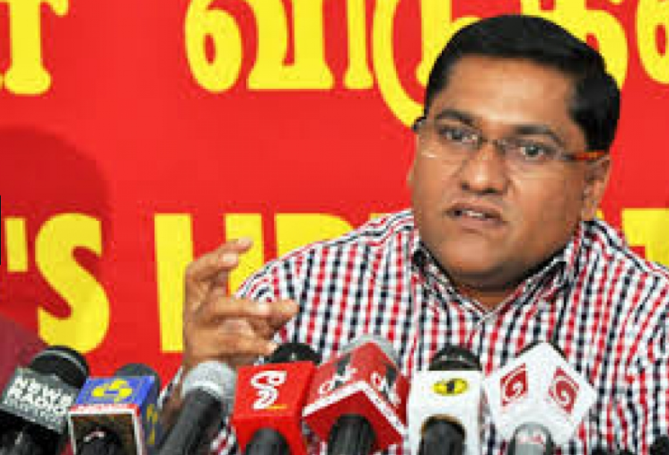Fonseka appointment a blow to democracy: JVP