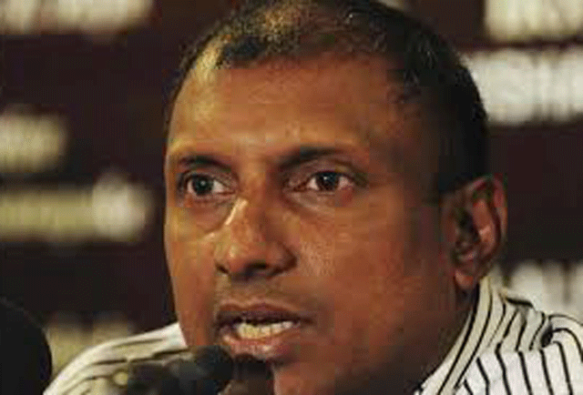 Aravinda resigns from Cricket Committee