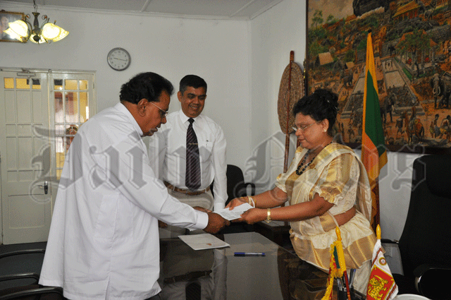 H.A. Ranasinghe appointed Central Province Councillor