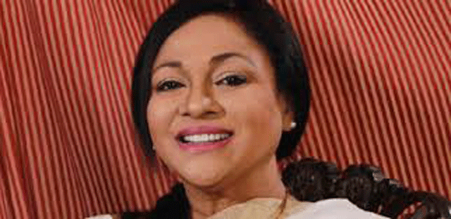 Geetha officially removed from post as MP