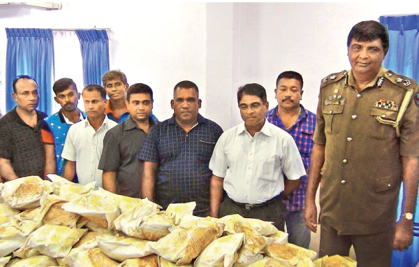 HEROIN WORTH RS.2 B SEIZED