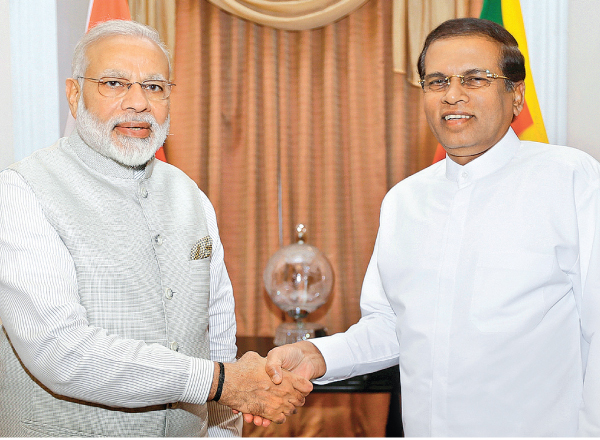PRESIDENT HOSTS SPECIAL BANQUET FOR INDIAN PM