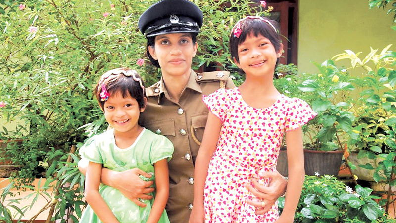 Abandoned mentally handicapped sisters rescued by police