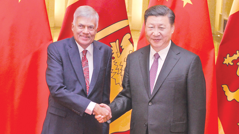China to provide 2 billion Yuan in assistance to Lanka: President Xi
