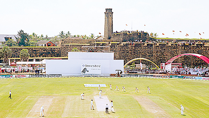 UDA seeks court order to dismantle Galle stadium buildings