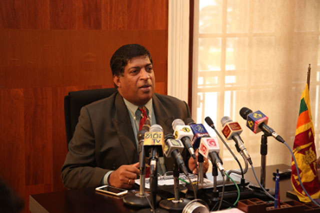 Ravi Karunanayake begins new role as Foreign Minister
