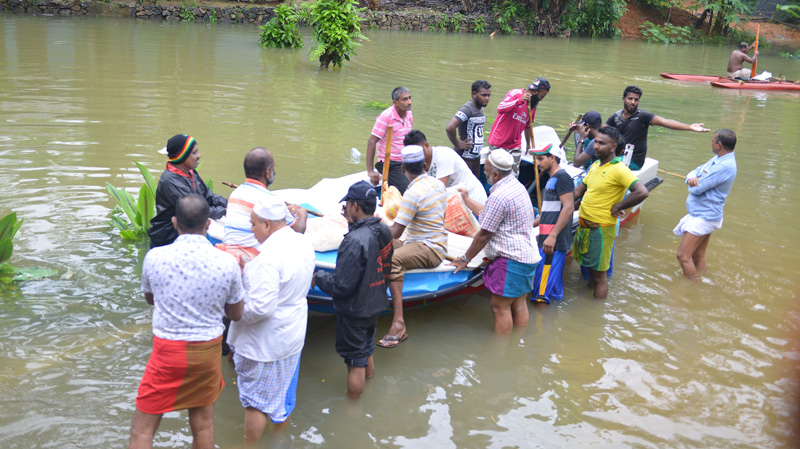 Eleven dead, 17 missing in Matara district flooding