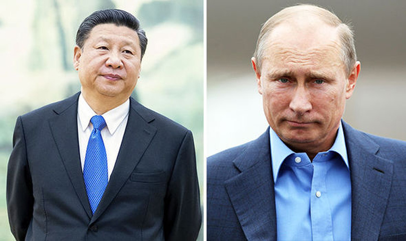 Chinese, Russian Presidents condole loss of life