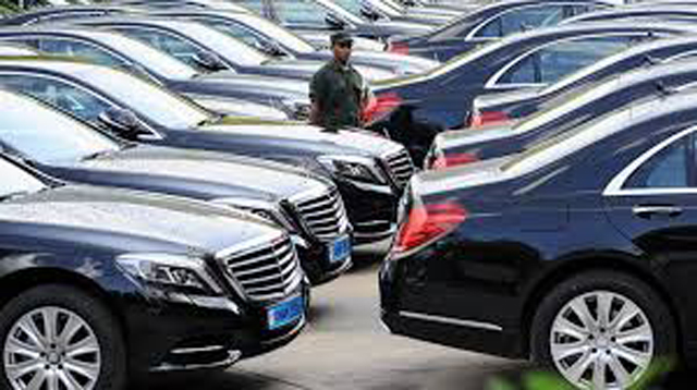 Cabinet decides to stop vehicle purchases for Ministers and MPs