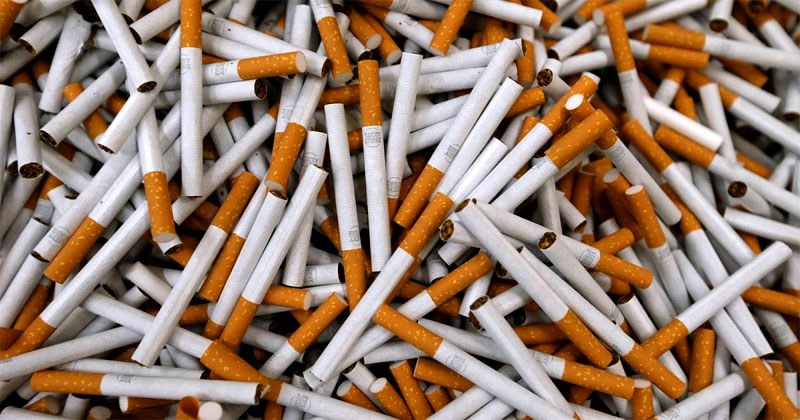 Over 1.5 million smoke 11 million cigarettes daily