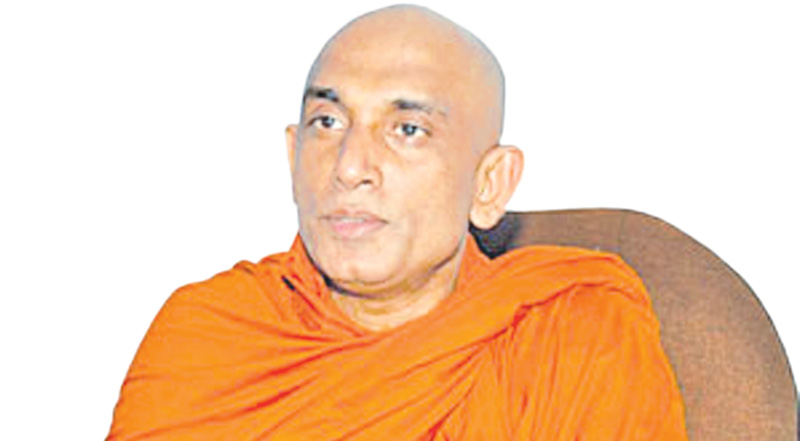 Ven. Rathana Thera wants national plan for disaster mitigation