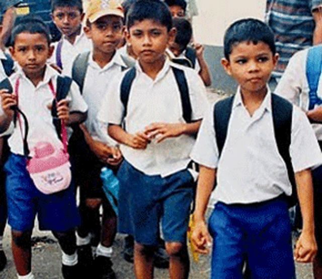 Schools in Sabaragamuwa, Colombo, Southern provinces to reopen on June 5