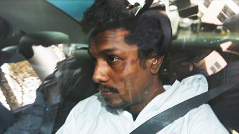 Bomb hoaxer fails to appear in court