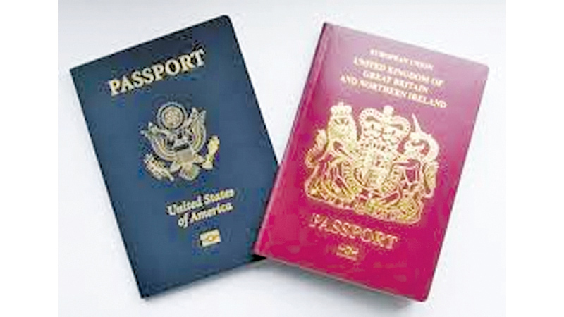 Those who lost passport documents to the floods can reapply
