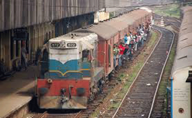 Special train services introduced for Poson season