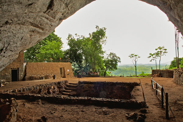 Measures to protect historic Payagala Caves from landslides