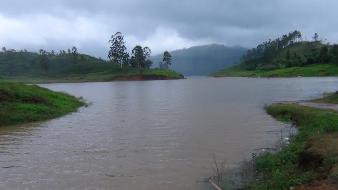 Water levels in Maussakele reservoir rises rapidly