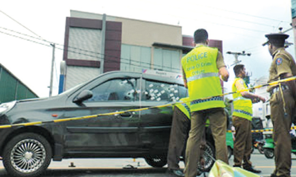 Accomplice in PNB officer's shooting arrested in Kekirawa