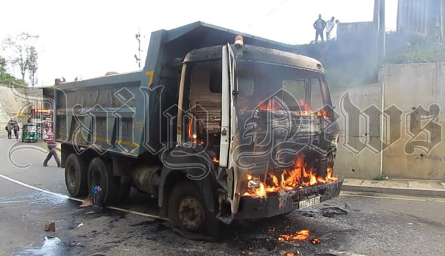 Six-year-old girl dies in Nanuoya tipper accident