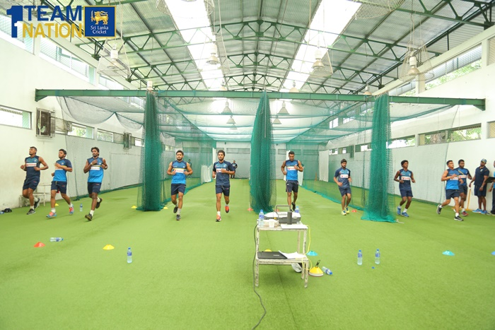 Committee appointed to oversee physical fitness of cricketers