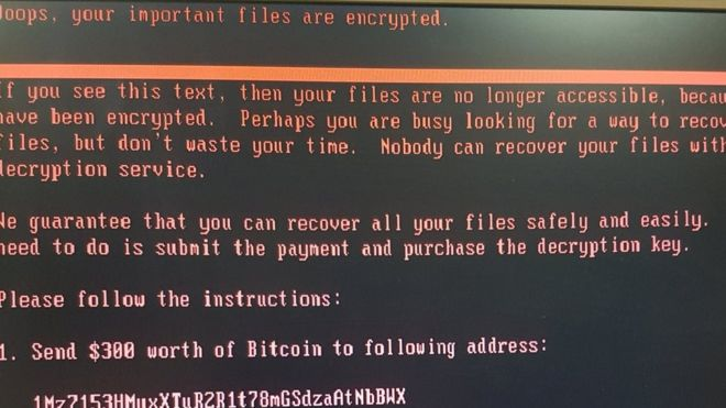 Global ransomware attack causes turmoil