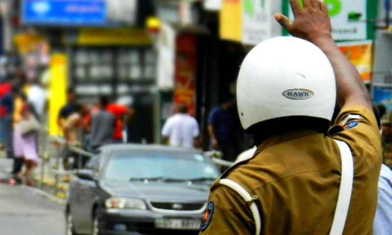 A week's concessionary period to pay traffic fines