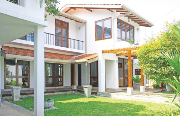 Gated community living becoming popular in suburban of sri for Architectural design company in sri lanka