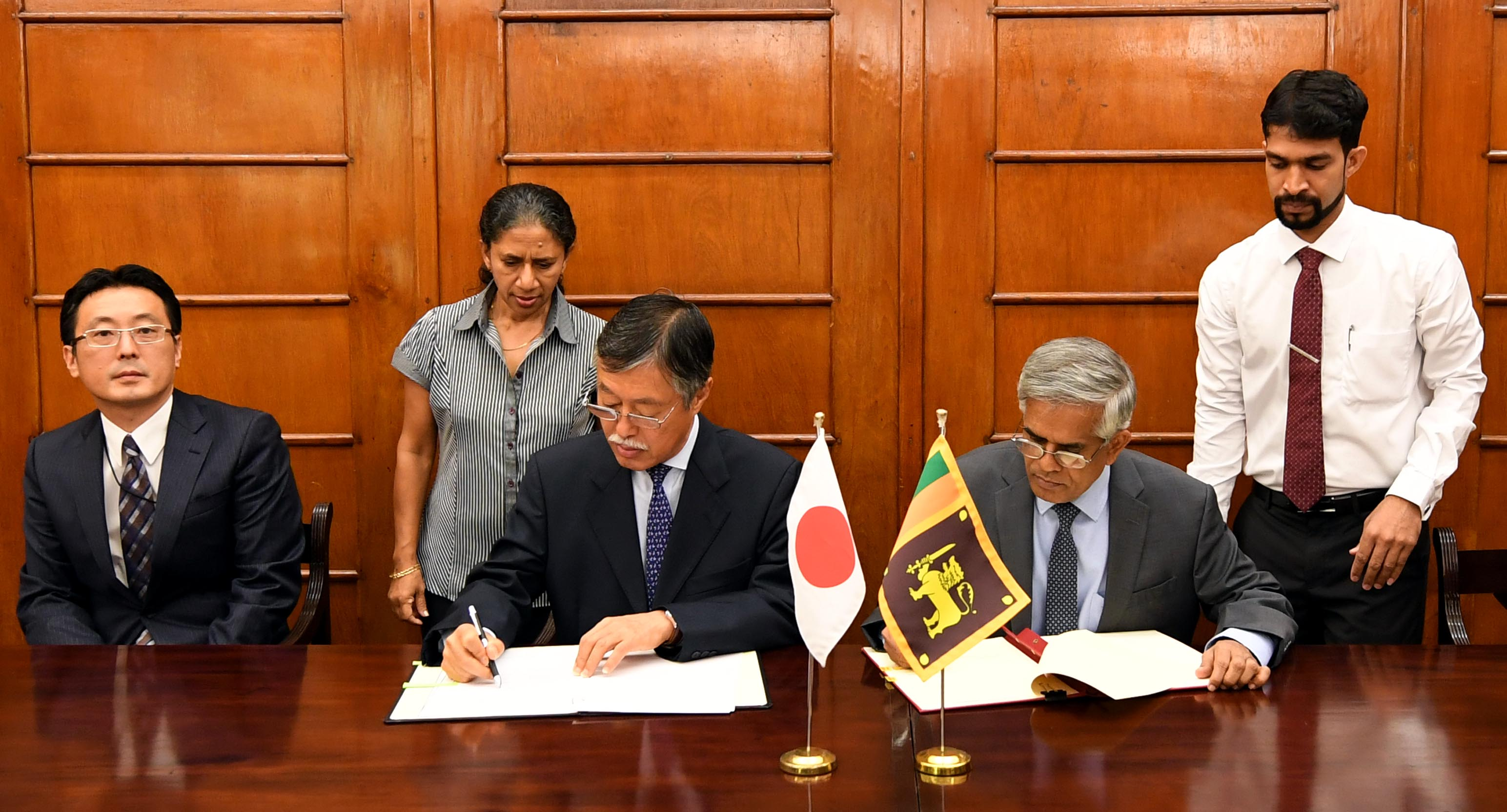 Japan aid to establish Radar Weather Networks