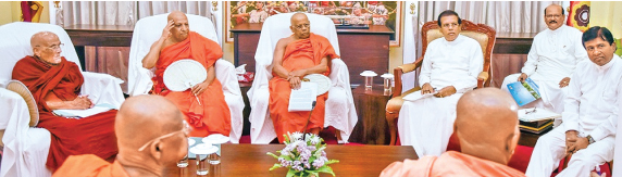 NO CHANGE TO COUNTRY'S UNITARY STATUS, PLACE FOR BUDDHISM