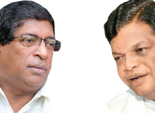 Bandula files FR challenging decision to assign Lotteries Board to Ravi