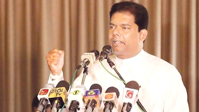 Proposed new Constitution has no hidden clauses: Gayantha