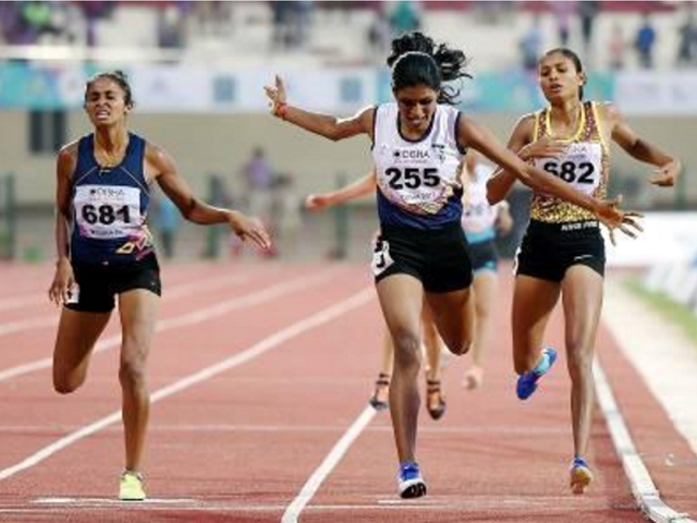 Indian athlete Archana stripped off 800m gold after Sri Lankan runner up protested
