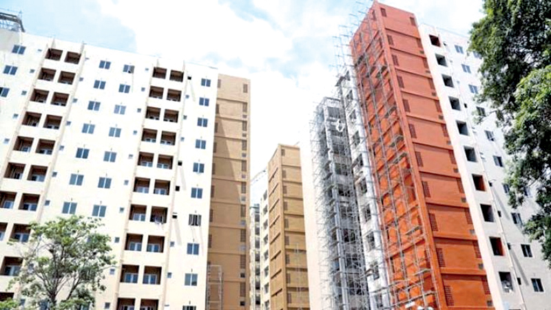Government condominiums to tenants for keeps