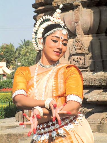 Odissi dance on July 19