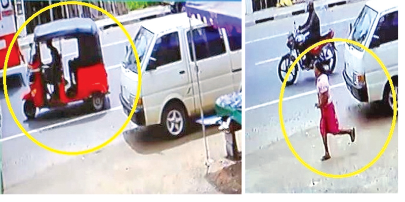 'Wadey' seller robbed by two men in three-wheeler
