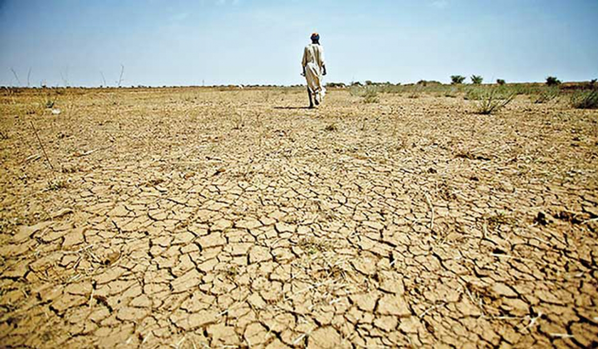 More than 900,000 affected by droughts in the North